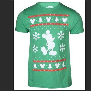 MICKEY MOUSE DISNEY CHRISTMAS TEE